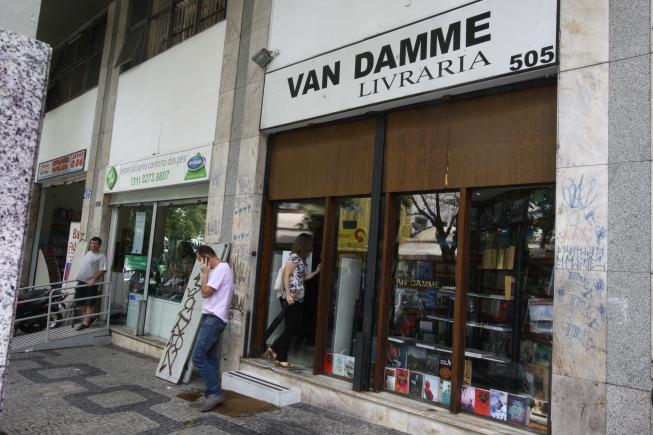 Livraria Van Damme fecha após 47 anos de funcionamento (Foto: Divulgação)