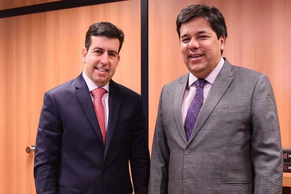 Silvio Pinheiro é o novo presidente do FNDE (Foto: FNDE)