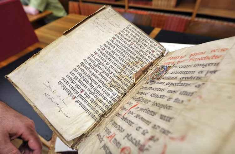 Bíblia de Gutenberg