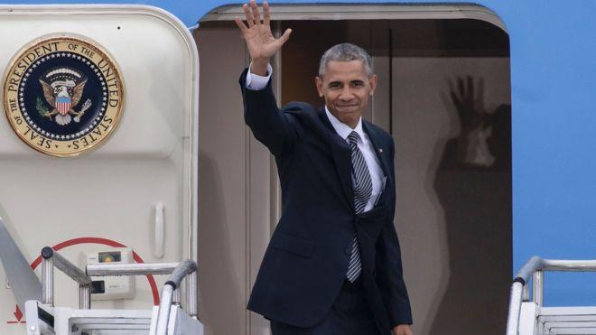 Após oito anos no poder, Barack Obama está prestes a deixar a Presidência dos EUA (Foto: AFP)