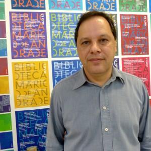 Ex-diretor de uma das mais importantes bibliotecas de São Paulo, Luiz Armando Bagolin (Foto: Divulgação)