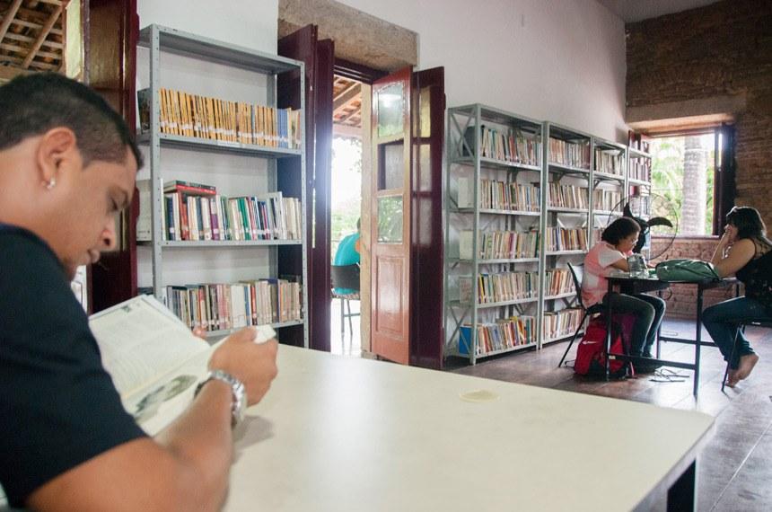 Técnico em biblioteconomia pode ser regulamentada (Foto: Jan Ribeiro/Pref.Olinda)