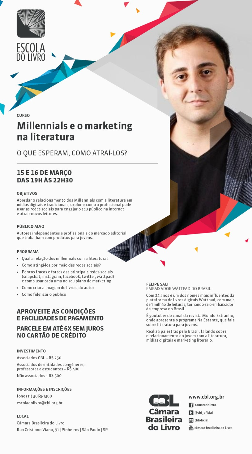 Millennials e o marketing na literatura