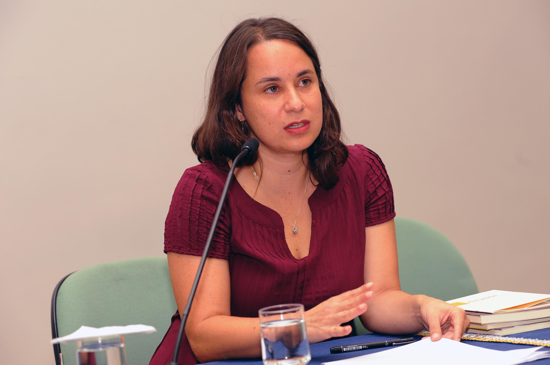Ana Martins Marques (Foto: Foca Lisboa/UFMG)