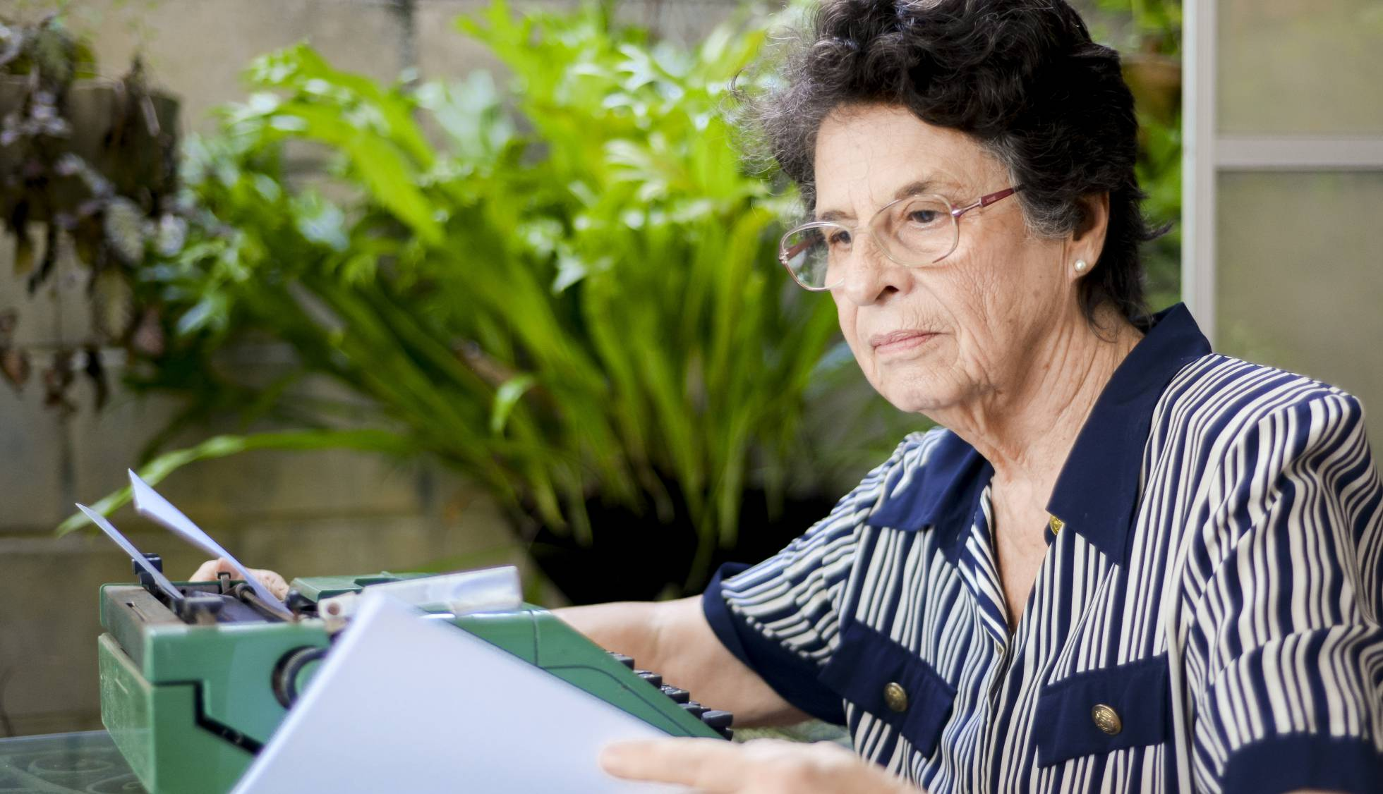 Maria Valéria Rezende (Foto: Adriano Franco)