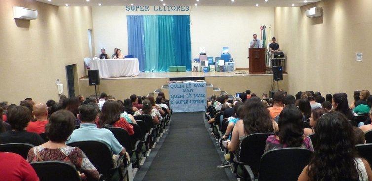 Público marcando presença no evento (Foto: Divulgação)