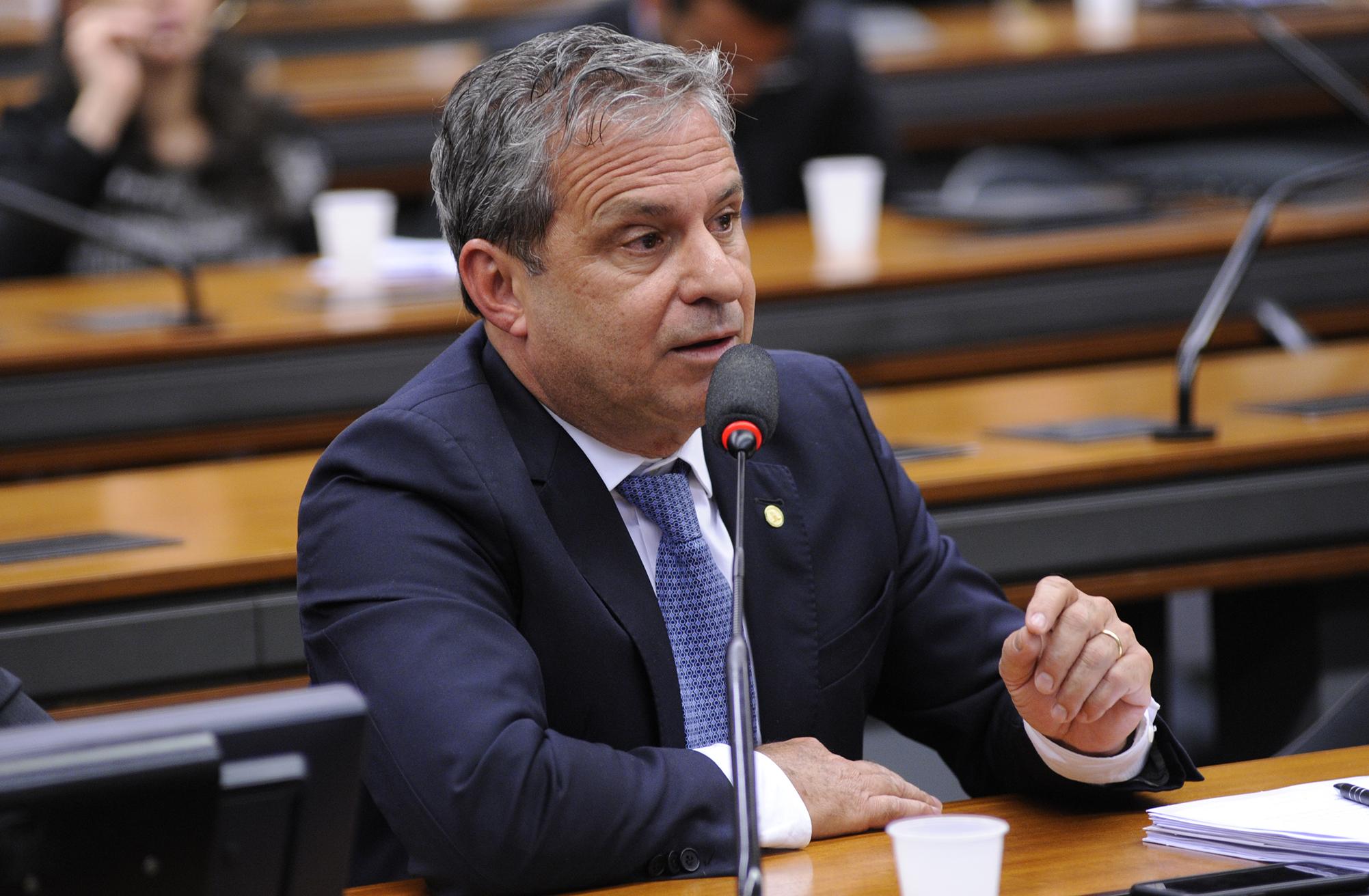Alencar recomendou a aprovação do projeto (Foto: Lucio Bernardo Junior / Câmara dos Deputados)