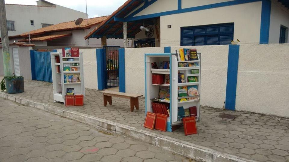 Geladeira Cultural EM Conceição da Barra/ES (Foto: Divulgação)