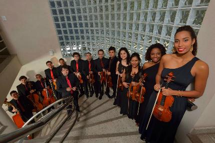"""O livro """"Orquestra Camerata Sesi – Uma trajetória de sucesso"""" será lançado na próxima terça-feira, dia 20 de junho, no SESI-ES de Jardim da Penha (Foto: SESI-ES)"""
