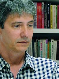 O escritor Pedro J. Nunes (Foto: SECULT-ES)