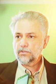 Escritor Renato Muniz debateu temáticas da literatura e do meio ambiente (Foto: Reprodução)