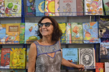Lenice Gomes será a responsável pela ministração do curso (Foto: SEMC)