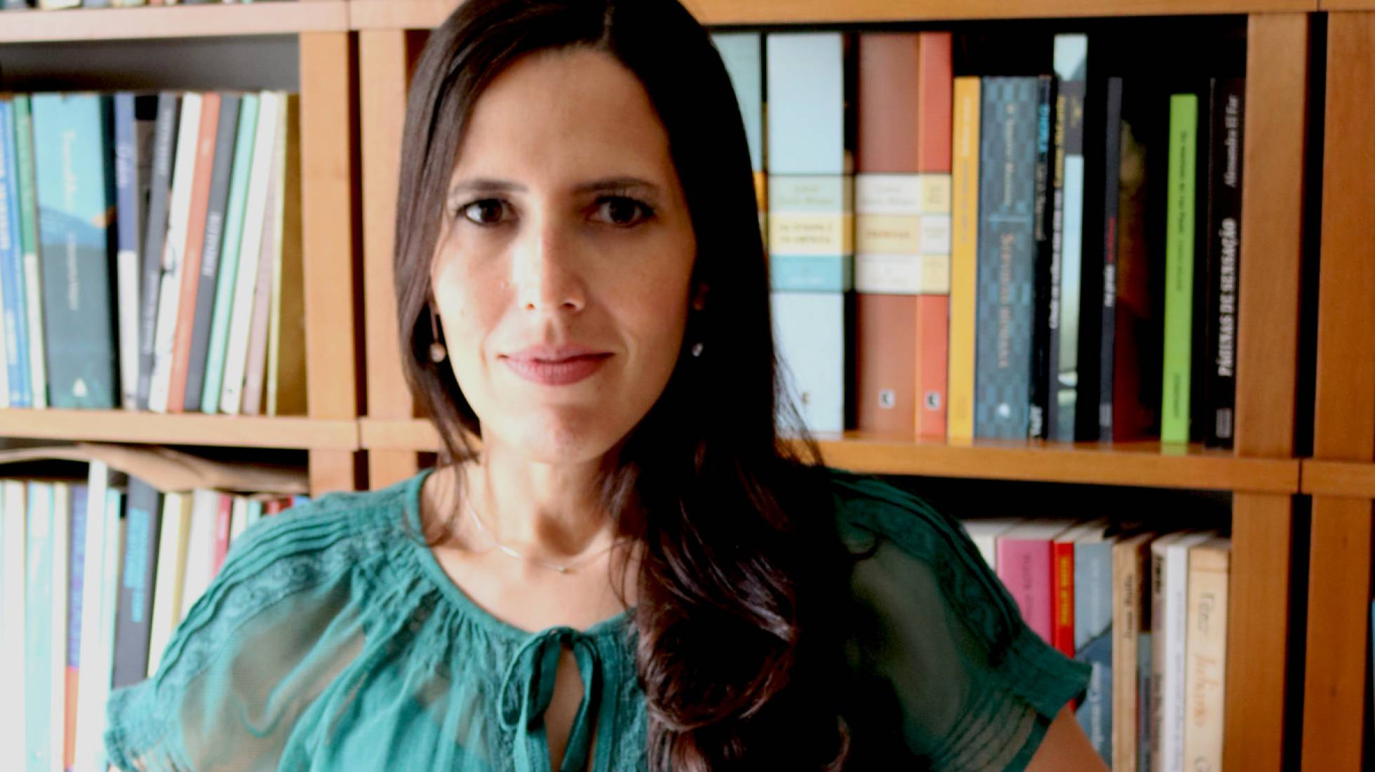 Josélia Aguiar, curadora da Flip (Foto Divulgação)