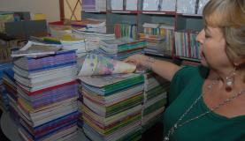 Edital  com  as novas regras  para  compra de  livros  didáticos sai nos próximos dias (Foto:  Arquivo/Valter  Campanato/Agência Brasil)