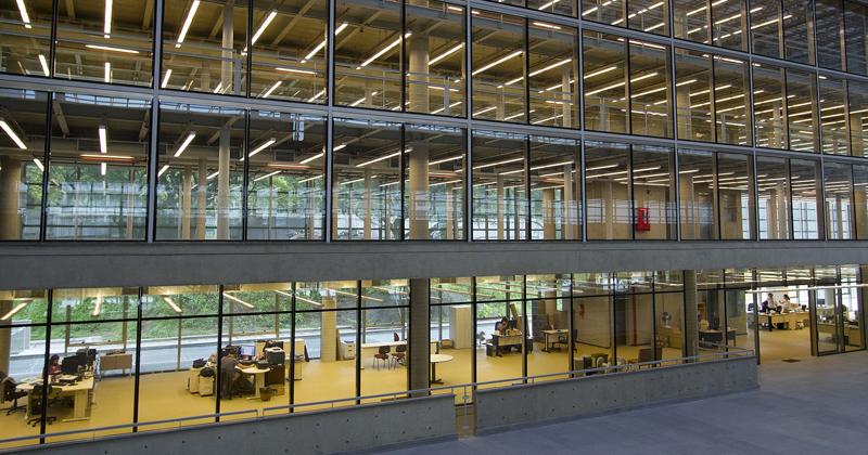 O SIBi integra 48 bibliotecas de faculdades distribuídas nos diversos campi universitários (Foto: Marcos Santos/USP Imagens)