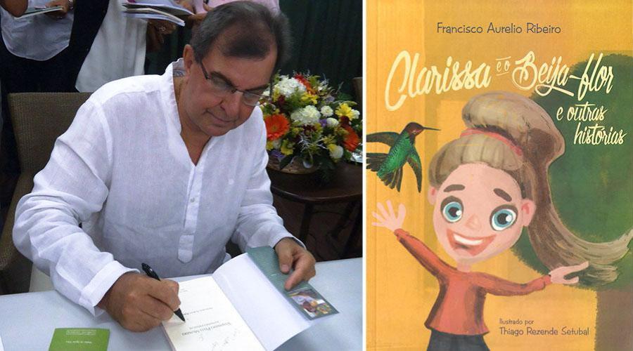 Livro infantil será lançado na Casa da Memória (Foto: Divulgação)