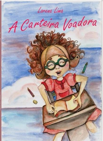 """Alunos vão interagir com a autora Lorena Lima e conversar sobre o livro """"A Carteira Voadora"""" (Foto: Divulgação Seme)"""