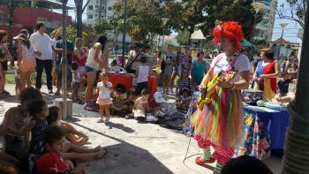 Boneca Lili irá contar várias histórias para o público (Foto: SEMC)
