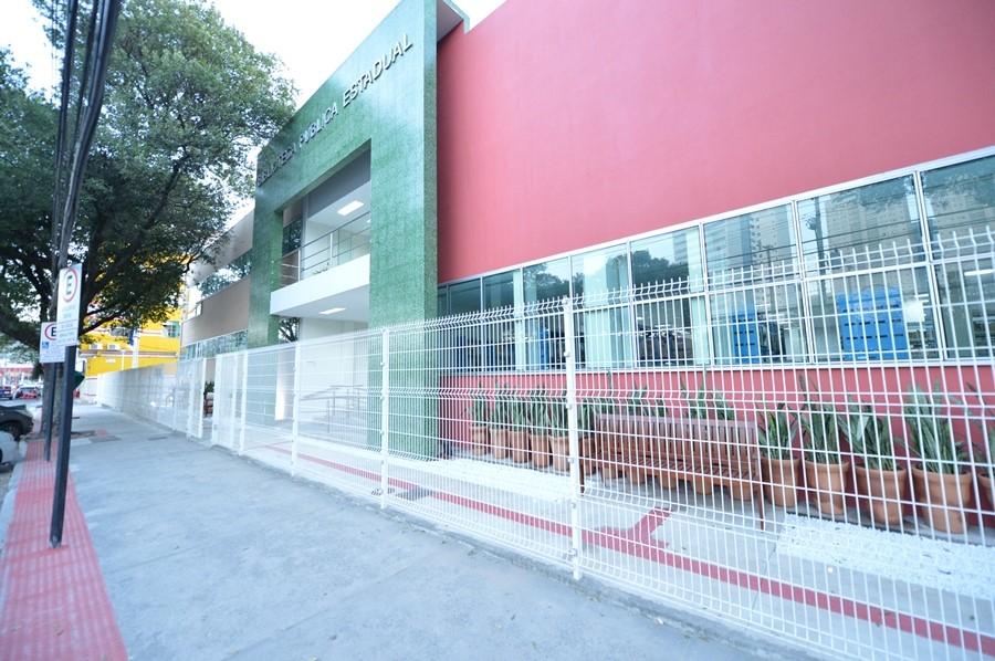 Biblioteca Pública do Espírito Santo (Foto: Arquivo/Secom-ES)