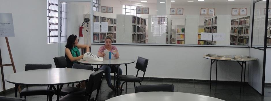Governo do Estado realiza oficinas de capacitação de servidores de bibliotecas públicas (Foto: Divulgação/Superintendência de Bibliotecas Públicas)