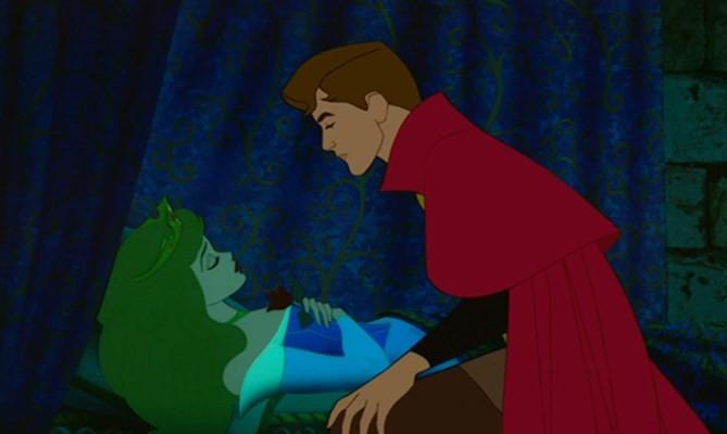 Animação de 'A Bela Adormecida' (Foto: Reprodução/Disney)