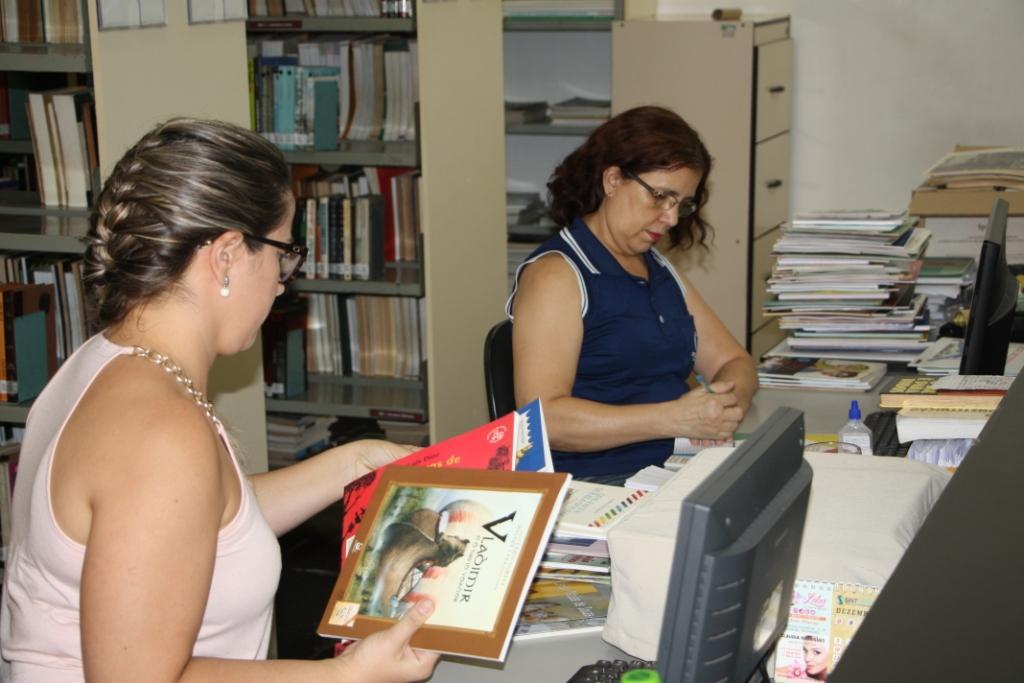Biblioteca Pública Municipal Zumbi dos Palmares expande acervo de livros (Foto: Divulgação)