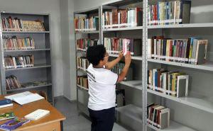 Biblioteca Pública Municipal Major Walter dos Santos Paiva (Foto: Aqui Notícias)