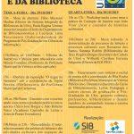 Semana Nacional do Livro - CRB-6